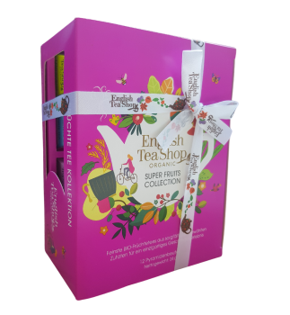 Teegeschenk Super Fruits Collection