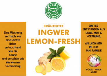 Ingwer-Lemon-Fresh